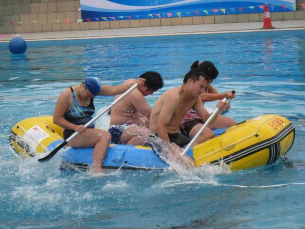 中国移动水上嘉年华